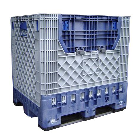 Plastic pallet case 1200 - TER Rental